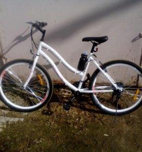 Велосипед женский новый
