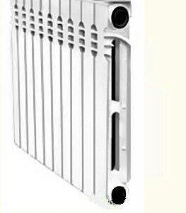 Радиатор водяной чугунный 10секций ЕВРО-500