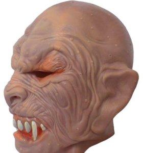 Зубастый маска латексная ЛЮКС