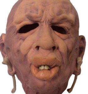 Людоед , маска латексная ЛЮКС
