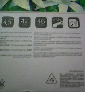 Смартфон alcatel pixi3 onetouch 4G