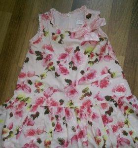 Летнее платье Wojcik