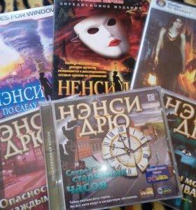 Коллекция игр Ненси Дрю