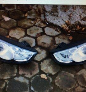 Фара левая правая Hyundai IX35