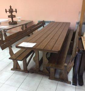 Стол лиственница