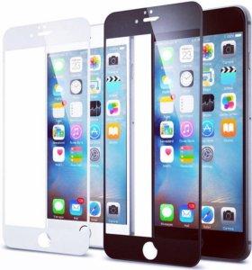 Стекла зеркальные iPhone