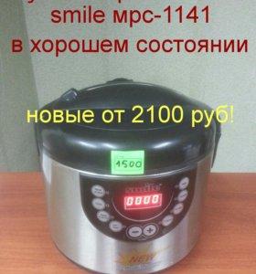 Мультиварка MPC 1141