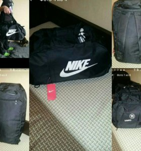 Сумка рюкзак трансформер Nike