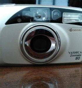 Фотоаппарат пленочный с зумом