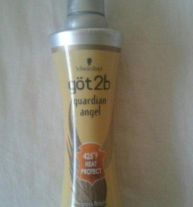 Термозащита для волос от Schwarzkopf