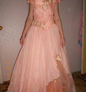 Нарядное платье на рост от 155 см