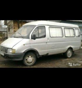 Газель-автобус