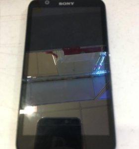 Смартфон Sony Xperia E4