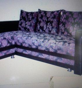 Ремонт и перетяжка мягкой мебели на дому.