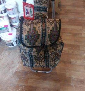 Тачки с сумкой