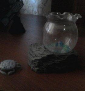 Детская игрушка аквариум
