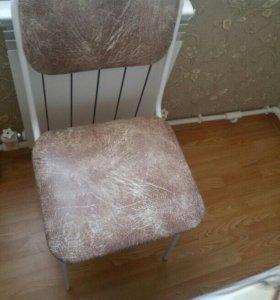 Ремонт и обшивка стульев