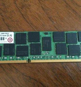 Оперативная память Transcend DDR3 16Gb