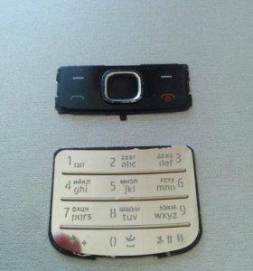 Клавиатура для Nokia 6700 classic б/у