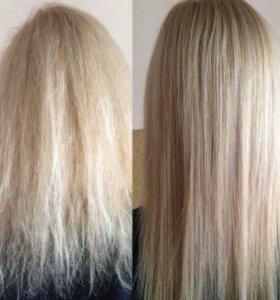 4д станком полировка волос