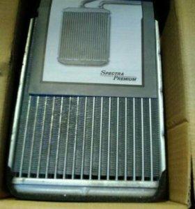 Радиатор печки 93046