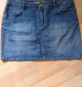 Юбка джинсовая Остин