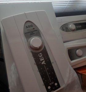 Проточный водонагреватель AEG
