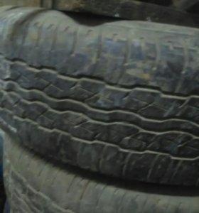 б.у.колеса на Ниссан Х-Траил R17