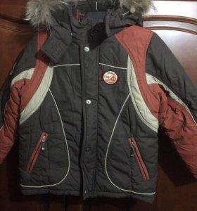 Детский комбинезон(штаны+куртка)