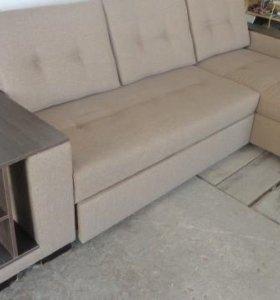Угловой диван с доставой.
