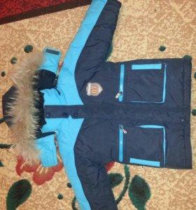 Куртка зимнесезонная