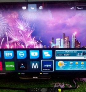 Телевизор philips 6s smart