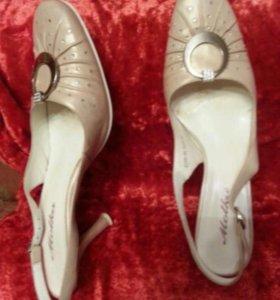 Туфли открытые Molka 24 см