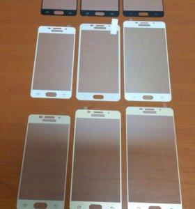 Стекло для Samsung Galaxy A, J