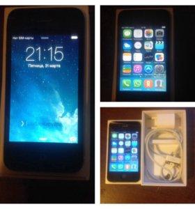 Продам iPhone4.состояние хорошое
