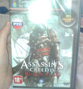 Игра для пк Assassin's CREED IV