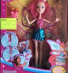 Винкс фея Winx новая кукла