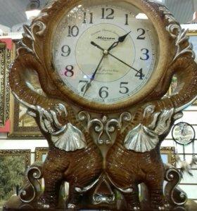 Часы каминные настольгые