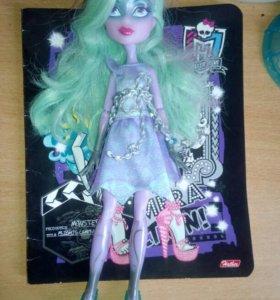 Кукла монстер хай призрачно