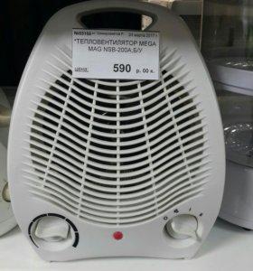 Тепловентилятор mega