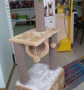 Комплекс-когтеточка для кошек