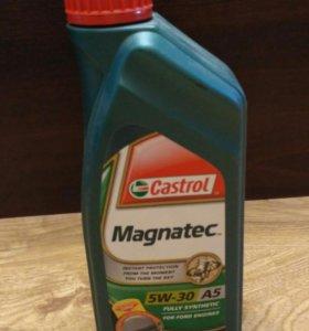 Моторное масло Castrol magnatec 5w- 30 1 литр