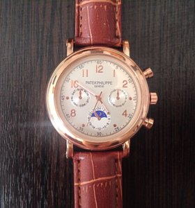 Новые часы Patek Philippe Geneve
