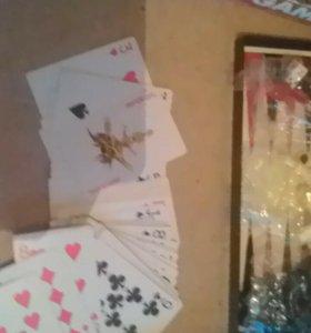 Шахматы, шашки, карты