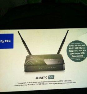 Маршрутизатор, Wi-Fi роутер ADSL