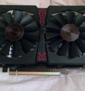Nvidia GeForce GTX 750 ti strix