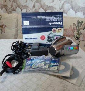 DVD видео камера panasonic vdr-d220
