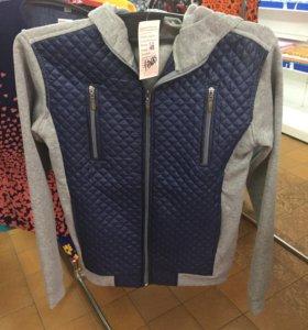 Пуловер мужской, размер 48