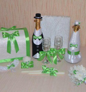 Новый свадебный набор