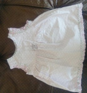 Платье 74 размера